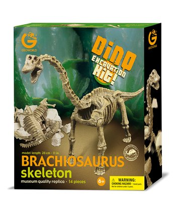 Brachiosaurus Excavation Kit