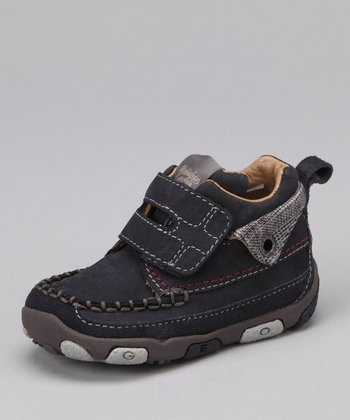 Navy B Balu' Shoe - Kids