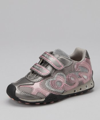 Silver & Rose Jr. New Jocker Sneaker - Kids