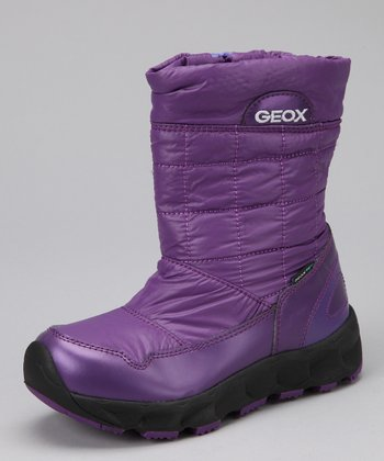 Purple Jr. Neve Boot