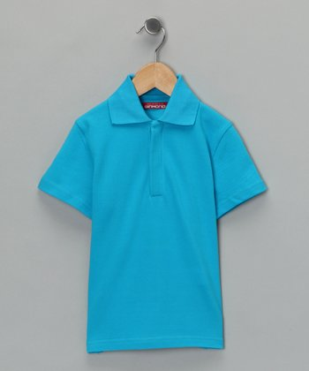 Aqua Polo - Toddler & Boys