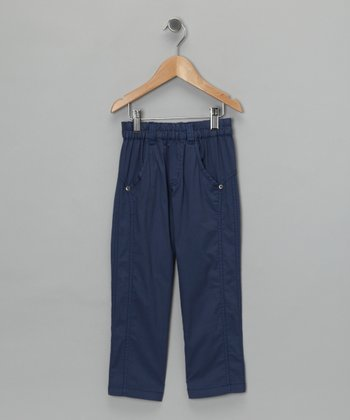 Indigo Pants - Toddler & Boys