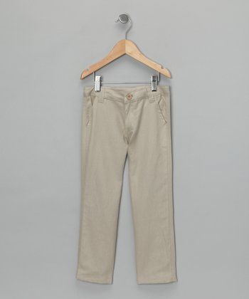 Khaki Pants - Toddler & Boys