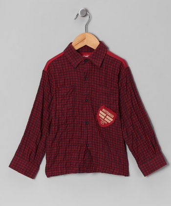 Unico Becker Button-Up - Toddler & Boys
