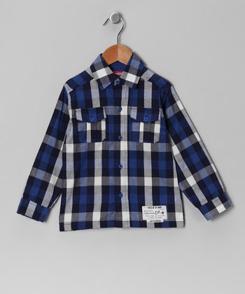 Marino Bienio Button-Up - Toddler & Boys