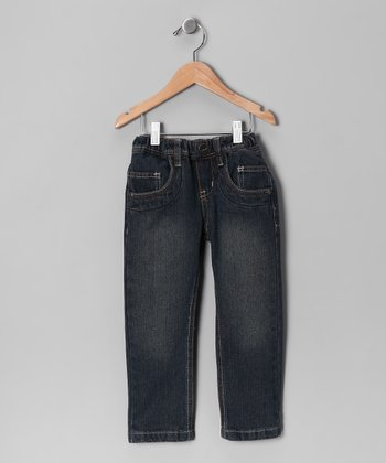 Azul Poeta Jeans - Toddler & Boys