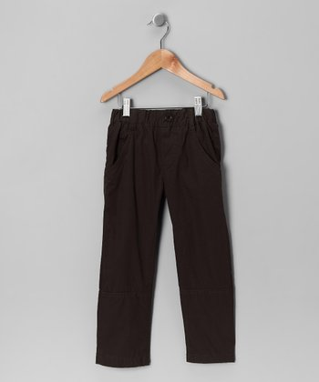 Antracita Puntal Pants - Toddler & Boys