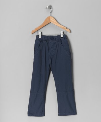 Indigo Puntal Pants - Toddler & Boys