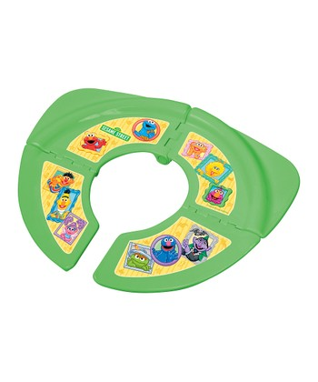 Sesame Street Travel Folding Potty