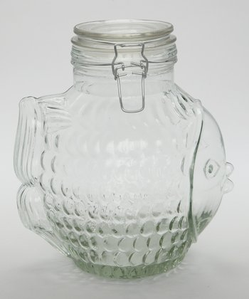 Pesce Cookie Jar