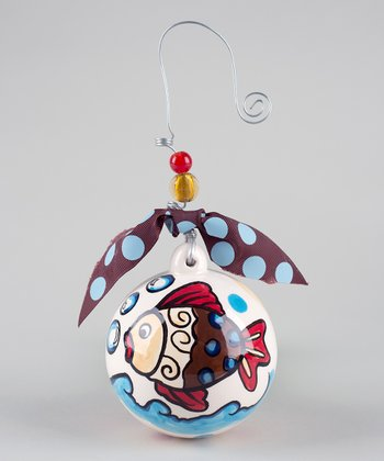 Fish Ball Ornament