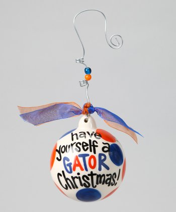 Florida Ball Ornament