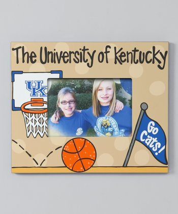 Kentucky Basketball Artwork 7'' x 5'' Frame