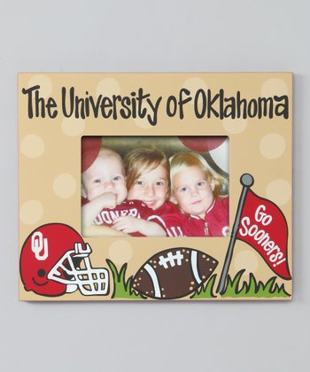 Oklahoma Artwork 7'' x 5'' Frame