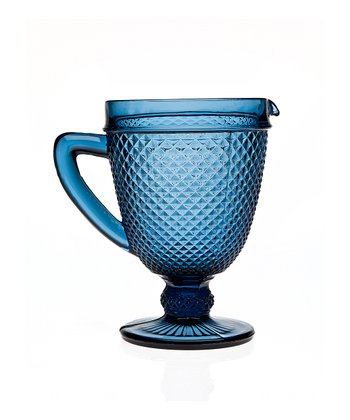 Godinger Blue Belmont Pitcher