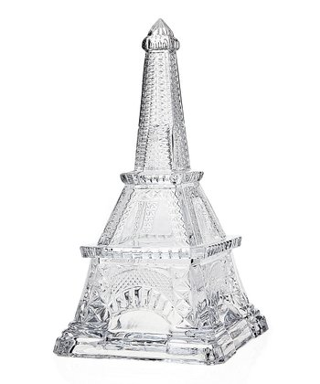 Large Eiffel Tower Box