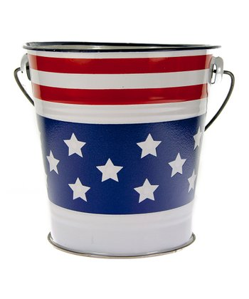 Stars & Stripes Pail