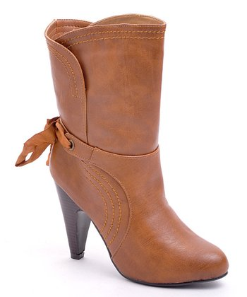 Brown Blockbuster 10 Boot