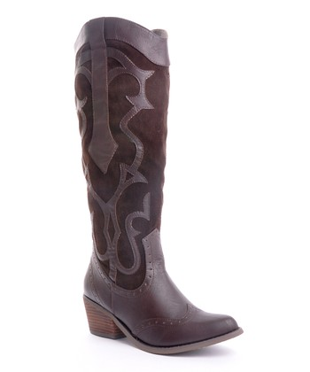 Brown Cowboy 20 Boot