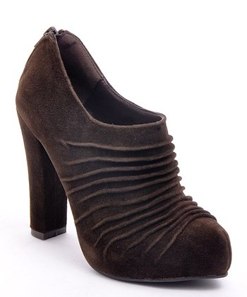 Brown Dayna 06 Bootie