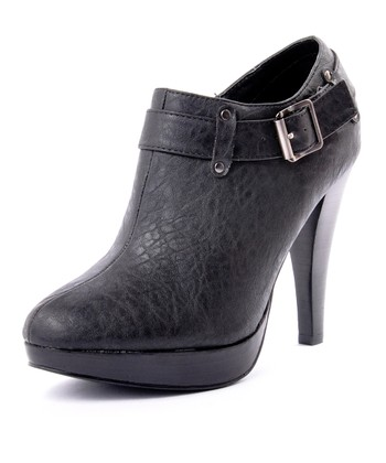 Black Fashion News Bootie