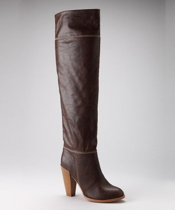 Dark Brown Prima Donna Boot