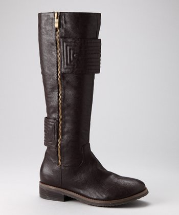 Brown Sidekick Riding Boot