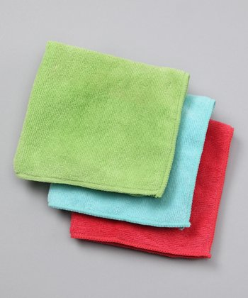 Juicy Microfiber Dishcloth Set