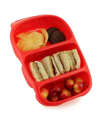 Red Bynto Tray
