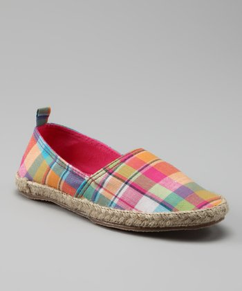 Pink Torrey Slip-On Shoe - Kids