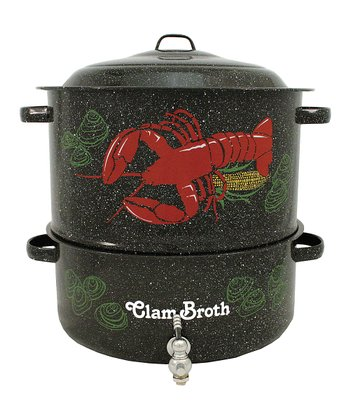 19-Qt. Clam & Lobster Steamer Set