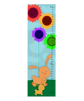On the Mountain Growth Chart