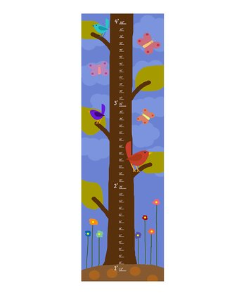 On the Tree Growth Chart