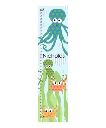 Octopus Personalized Growth Chart