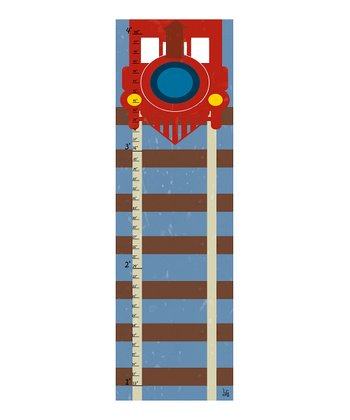 Train Rail Growth Chart