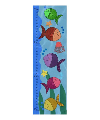 Happy Swimming Growth Chart