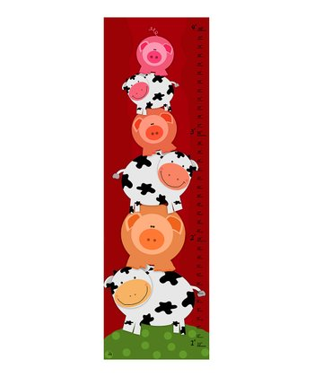 Pigs & Cows Growth Chart