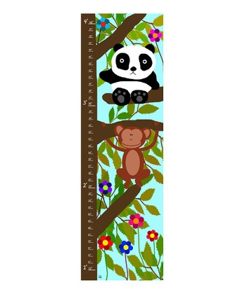 Monkey & Panda Growth Chart