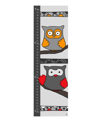 Gray Owls Growth Chart