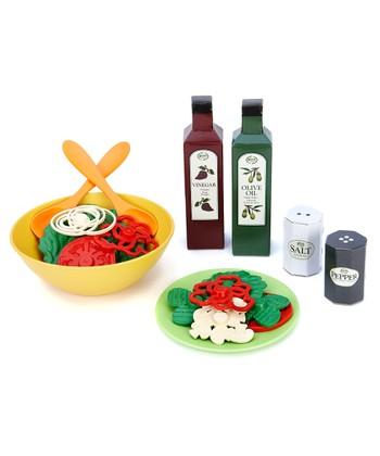 Recycled Salad Set