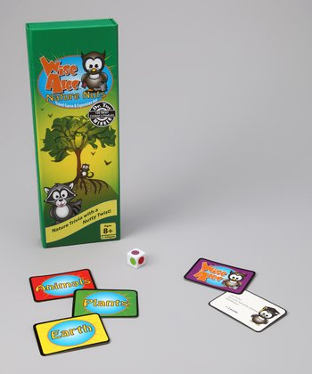 Wise Alec: Nature Nuts Game & Expansion Pack