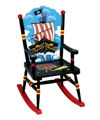 Pirate Rocking Chair