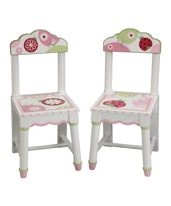 Sweetie Pie Chair - Set of Two