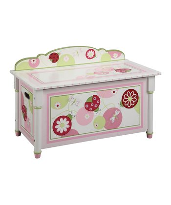Sweetie Pie Toy Box