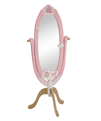 Princess Standing Mirror