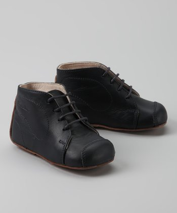 Navy Vero Montato Ankle Boot