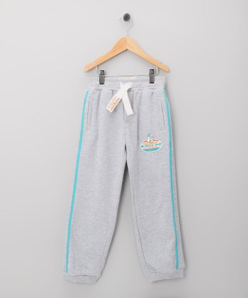 Gray Track Pants - Infant, Toddler & Boys