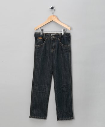 Indigo Straight-Leg Jeans - Infant, Toddler & Boys