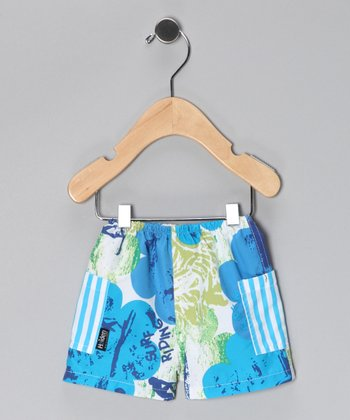 Green Room Swim Trunks - Infant