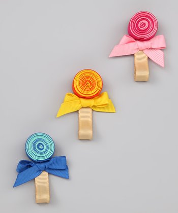 Lollipop Clip Set